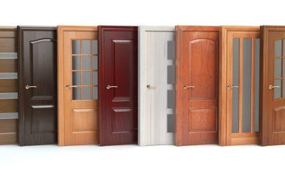 8 Types of Door Materials